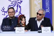 ببینید | نشست خبری فیلم «درخت گردو» با حضور مهران مدیری، محمدحسین مهدویان، مینا ساداتی و ...