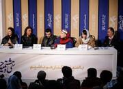 واکنش پانتهآ بهرام به حاشیههای حضورش در نشست خبری جشنواره فجر؛ ارتش یک نفرهام/ عکس