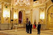 ببینید | کاظم جلالی، سفیر ایران استوارنامه خود را تقدیم پوتین کرد