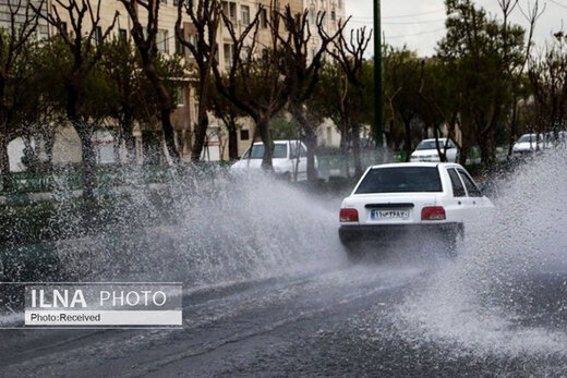 آخر هفته؛ بارش برف و باران در غرب ایران/ وزش باد شدید در تهران