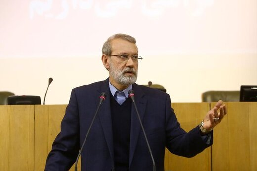 Larijani says Iran stands by Syria in reconstruction