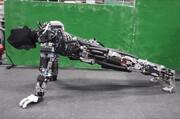رباتهایی که عرق میکنند تا خنک شوند