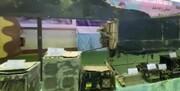انتشار تصاویر لاشه پهپاد جاسوسی آمریکا که توسط سپاه سرنگون شد