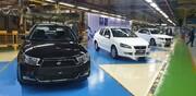 دو محصول بهبودیافته ایران خودرو معرفی شد