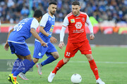 Persepolis, Esteghlal share the spoils in Tehran derby