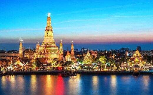تمدن آسیایی به سبک تایلند!