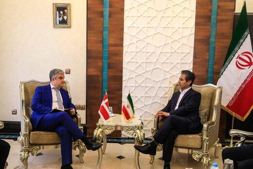 شهردار شیراز:آمادگی همکاری با کشور دانمارک در حوزه مدیریت شهری را داریم