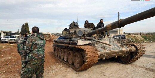 انتشار اخباری از ورود ارتش سوریه به «سراقب» ادلب