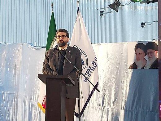 اولویت ایران خودرو استفاده از توان داخلی در خطوط تولید است
