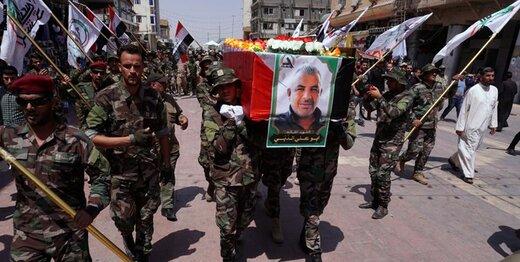 نیویورکتایمز: عراق معتقد است حمله به پایگاه «K1» کار «کتائب حزبالله» نبوده است