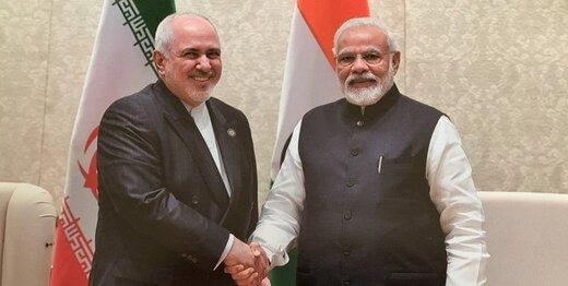 هند از ایران تشکر کرد