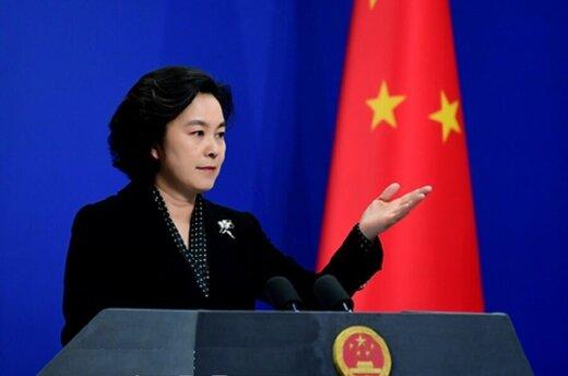 چین: اتباع خارجی نگران لغو پروازها نباشند