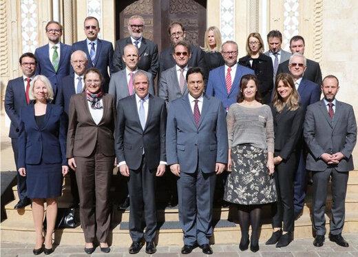 لبنان از اتحادیه اروپا کمک خواست