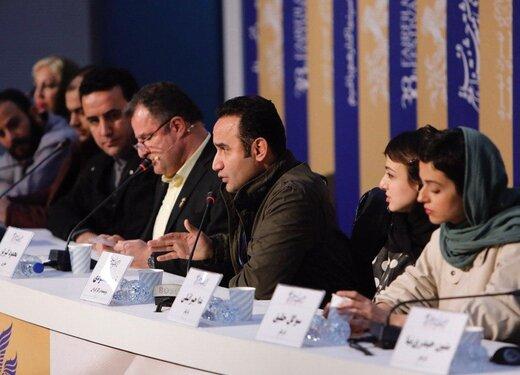 فیلم | حرفهای کارگردان افغانی سینمای ایران که دختر ۹ سالهاش شناسنامه ندارد