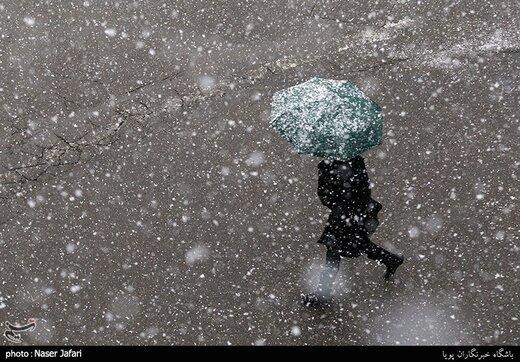 کاهش ۱۵ درجهای دما از امروز/ احتمال بارش برف تا ۱۳۰سانتیمتر