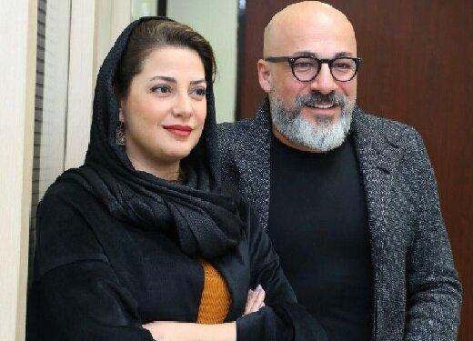طناز طباطبایی در سینمای مردمی جشنواره فجر/ عکس