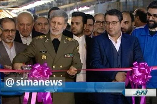 ببینید | رونمایی از محصولات جدید ایرانخودرو که با کمک وزارت دفاع به بازار میآیند!