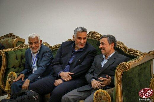 جدیدترین سفر استانی محمود احمدی نژاد ، اینبار بندر عباس