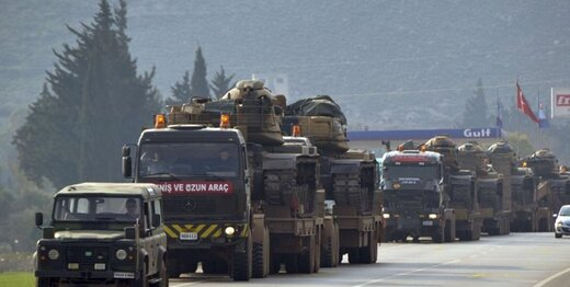 نیروهای ویژه ارتش ترکیه عازم ادلب شدند