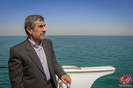 ببینید | دعای ویژه احمدینژاد برای خلاصی از کرونا