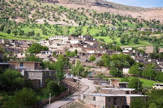 ببینید | روستای ایرانی که «ژاپن» لقب گرفته است