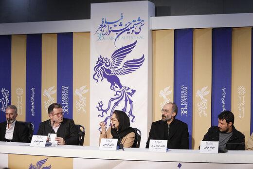 کار خارقالعاده جواد عزتی در فیلمی از نیکی کریمی