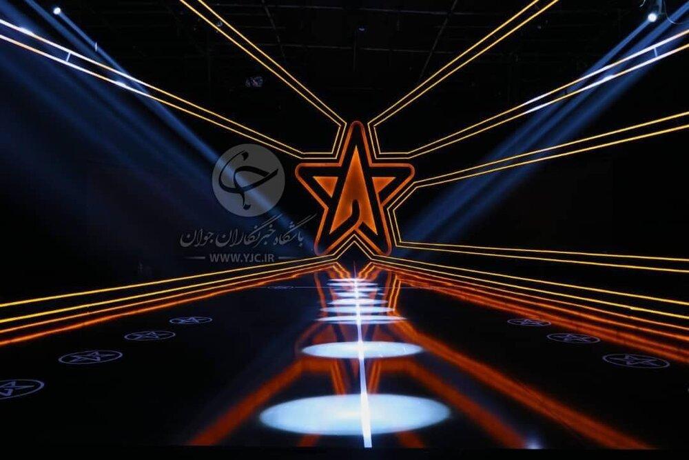 دکور جدید «پنج ستاره» رونمایی شد + فیلم