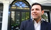 شهابالدین عزیزی خادم رییس فدراسیون فوتبال شد