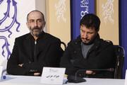 درگیری لفظی هادی حجازیفر با یک خبرنگار در جشنواره فیلم فجر