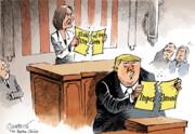 جلسه استیضاح ترامپ در یک نگاه!