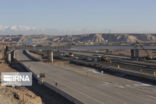 پروژه آزاد راه کنار گذر جنوبی تهران