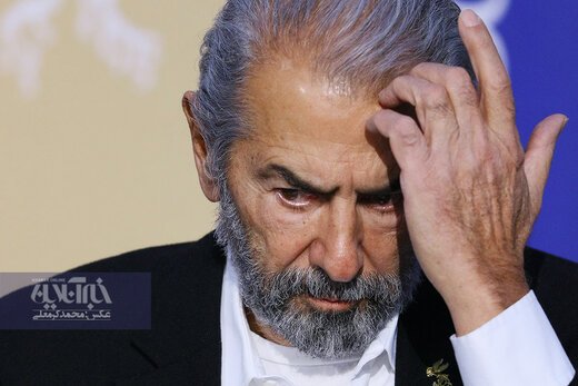 عکس-چهره خسته بازیگر ۷۸ سالهای که از سینمای ایران خداحافظی کرد