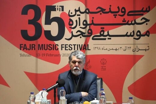 Iranian music keeping up with social, individual tastes: Minister