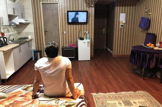 ببینید | وضعیت محل قرنطینه دانشجویان ایرانی که از ووهان چین برگشتهاند