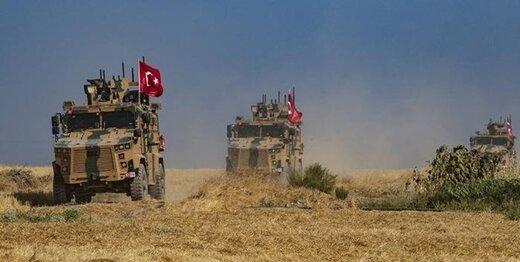 ترکیه مواضع خود در «تل ابیض» سوریه را تخلیه کرد