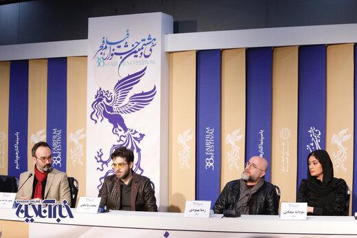 فیلم | صحبتهای کارگردان نامتعارفترین فیلم جشنواره فجر