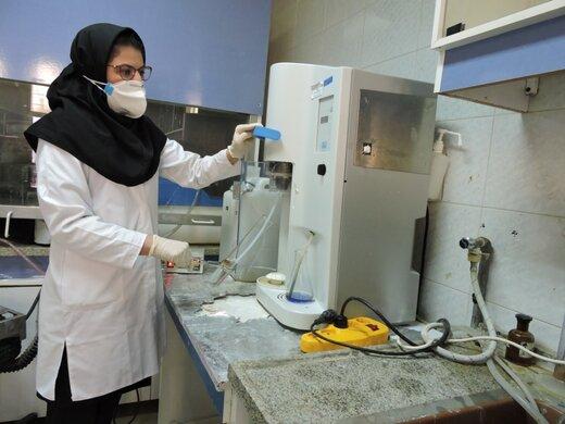 انجام ۱۰ هزار مورد آزمایش در دامپزشکی استان ایلام