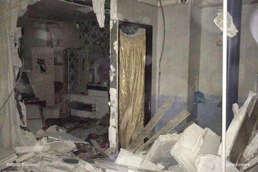 ریزش آوار در تبریز ۴ مصدوم برجای گذاشت