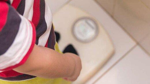 طی ۲۰ سال شمار کودکان چاق در کشور ۳ برابر شده است