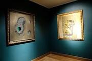 نمایشگاه نقاشی ایرج شافعی از طبیعت بیجان