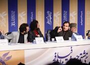 امشب چقدر خندیدیم؛ واکنش فرزاد حسنی به نشست خبری فیلم «پوست»
