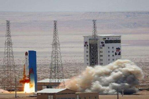 انتشار تصویر سردار سلیمانی از فضا /«ظفر» راهی مدار ۵۳۰ کیلومتری میشود