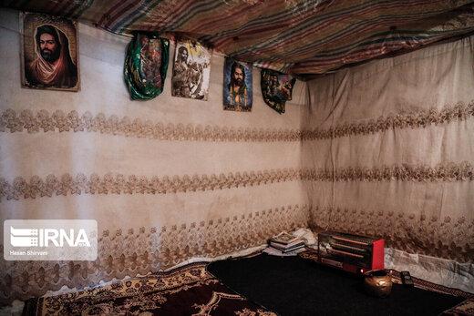حاشینهنشیان جنوب تهران