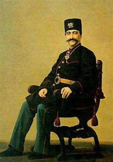 قدیمیترین اشعار ناصرالدین شاه منتشر شد