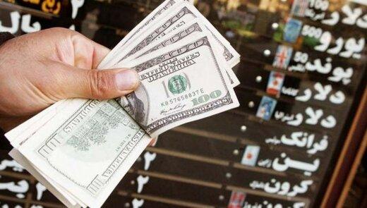 دلار روی سد مقاومتی ایستاد