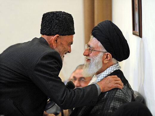 تصاویر دیده نشده از دیدارهای خانوادههای معظم شهیدان (انتشار بهمناسبت ایامالله دهه فجر)