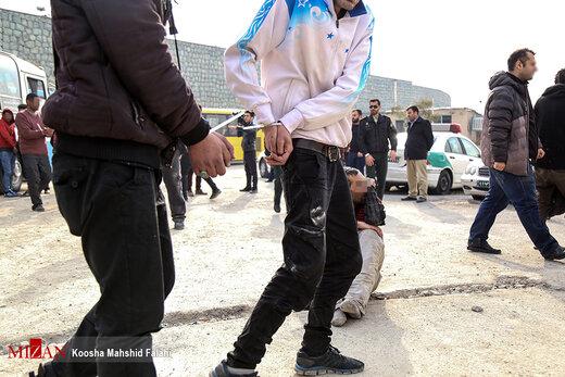 دستبند به مچ پلیسهای قلابی نشست