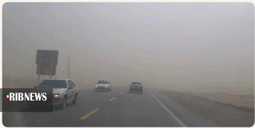 آلودگی هوای ریگان ۲۲ برابر حد مجاز شد