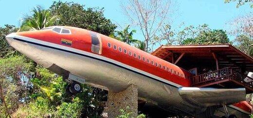 معرفی ۵ هتل خاص و عجیب در جهان | دوست دارید در هواپیما اقامت کنید یا زیر آب؟