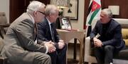 دیدار عبدالله دوم با روس ها